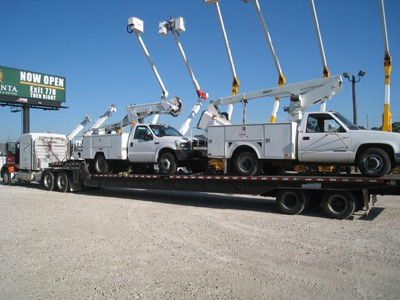 Bucket Truck & Digger Truck Repair Services