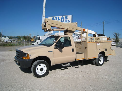 Versilift Bucket Truck