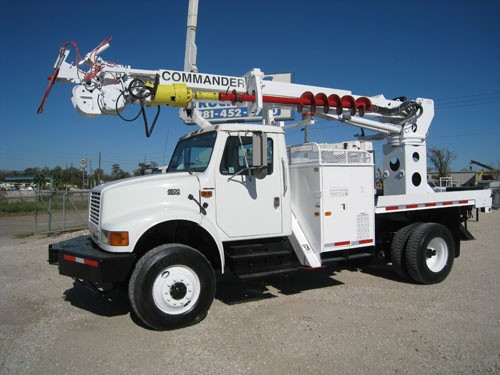 Telelect Digger Truck For Sale