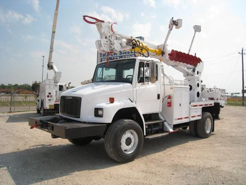 Digger Truck