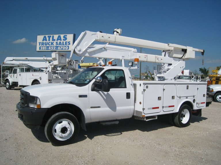Hi Ranger Bucket Truck for sale.