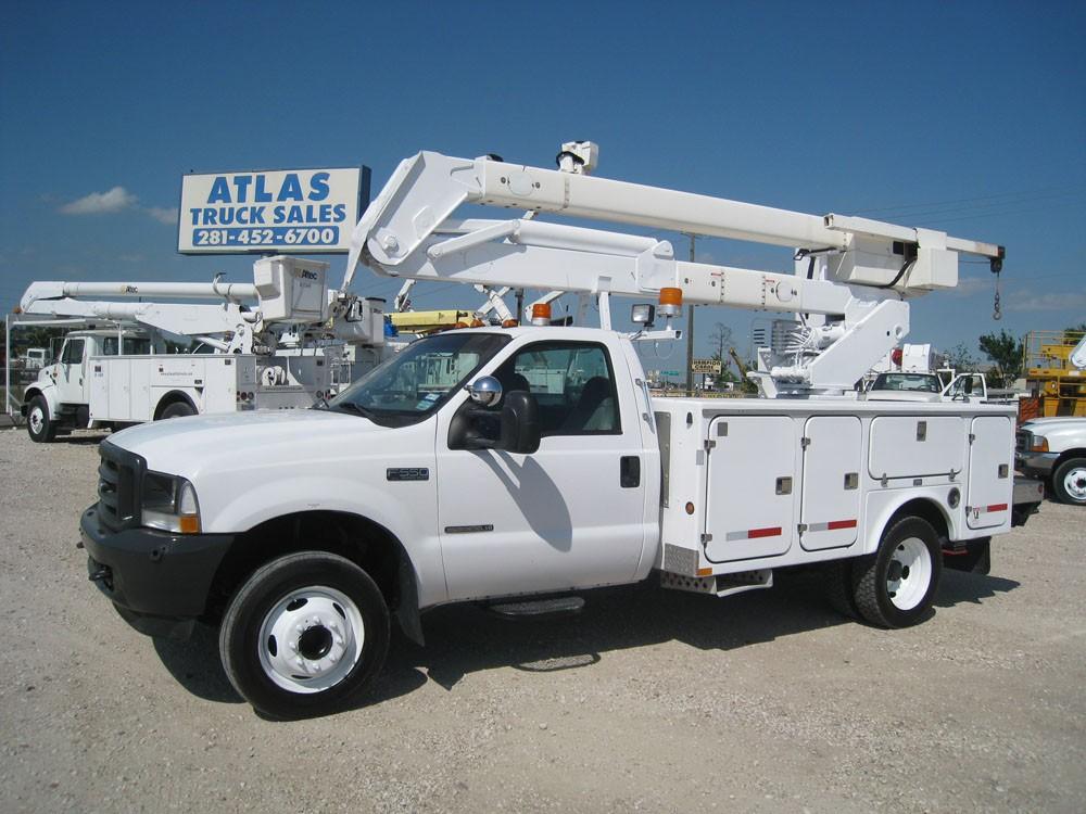 Atlas Truck Sales >> Bucket Truck B4747 Atlas Truck Sales Inc