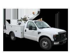 Bucket Trucks 29'- 34′