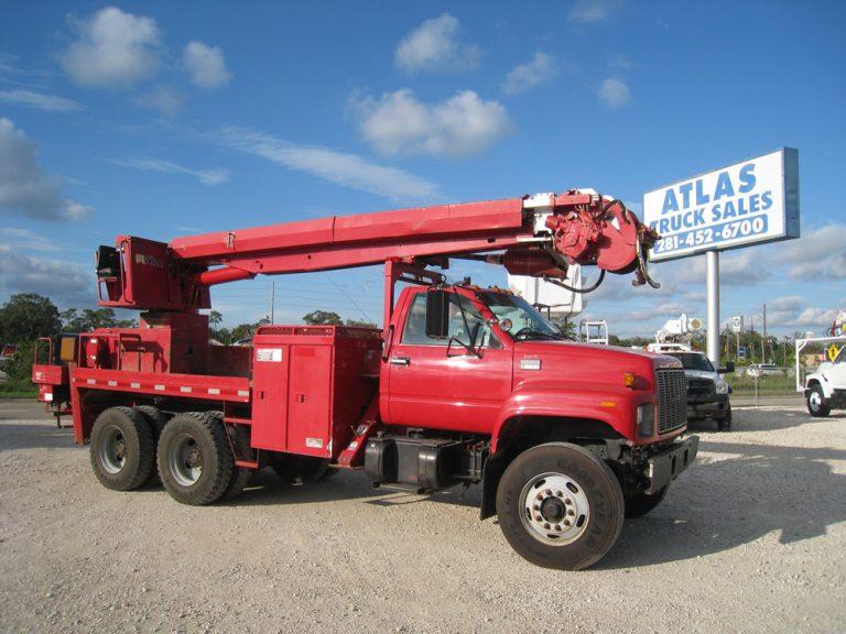 Truck - Digger Derrick - Altec