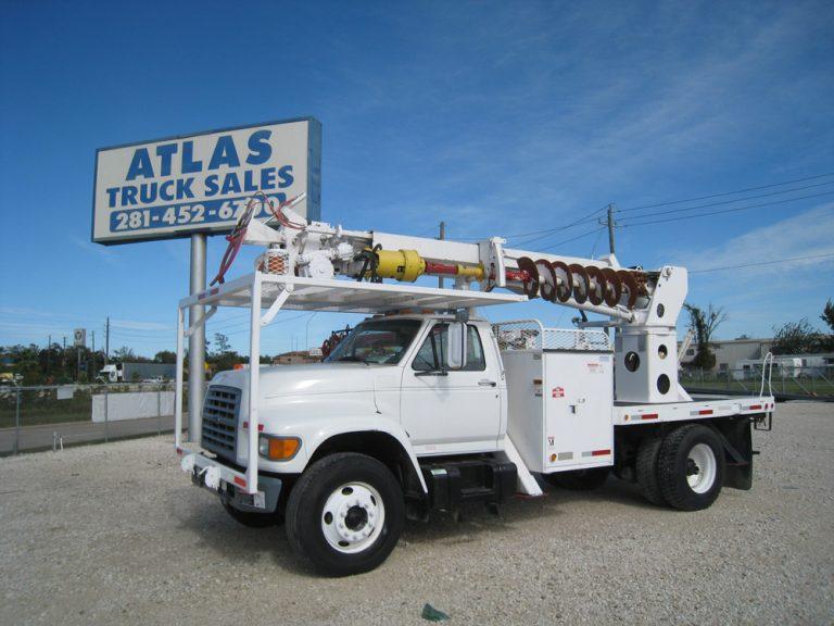 4400 Digger Trucks