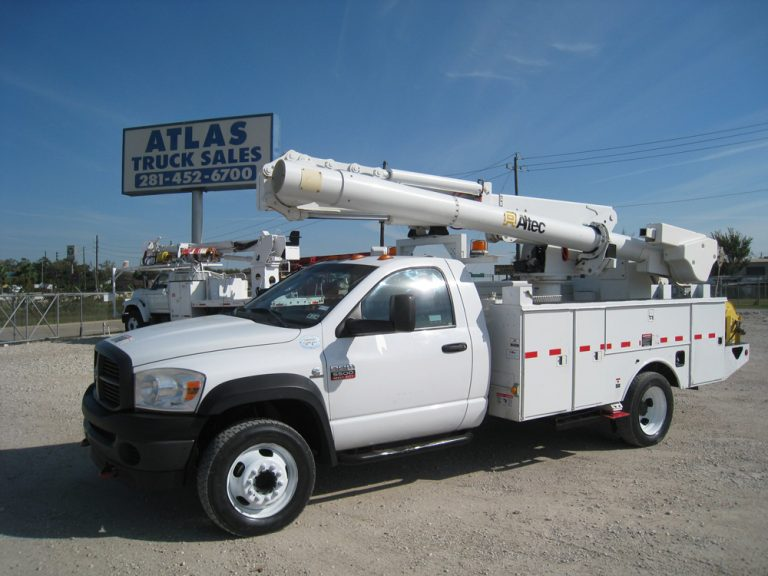 Altec Bucket Trucks