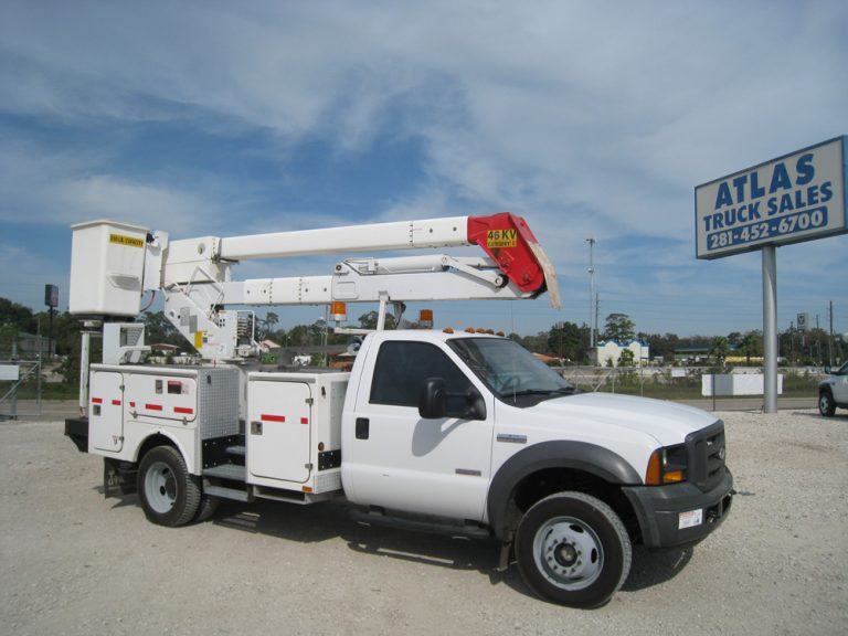 Hi-Ranger Bucket Trucks for sale.
