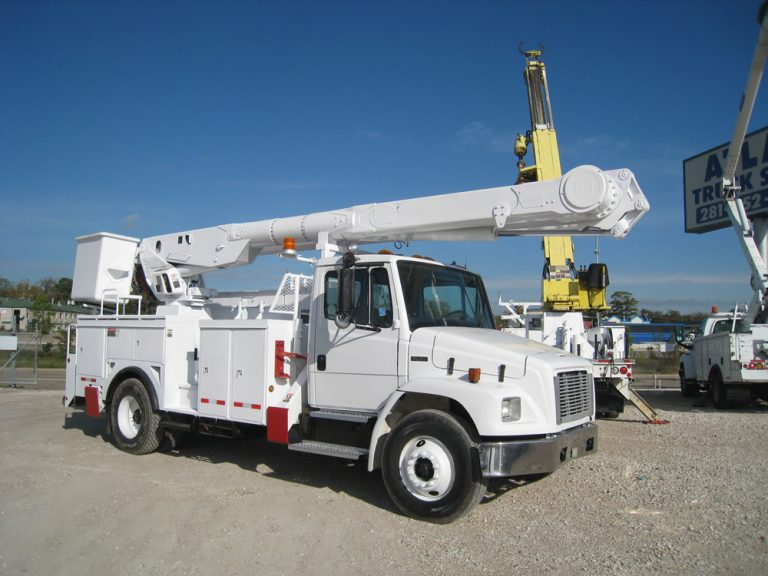 Reconditioned Bucket Trucks