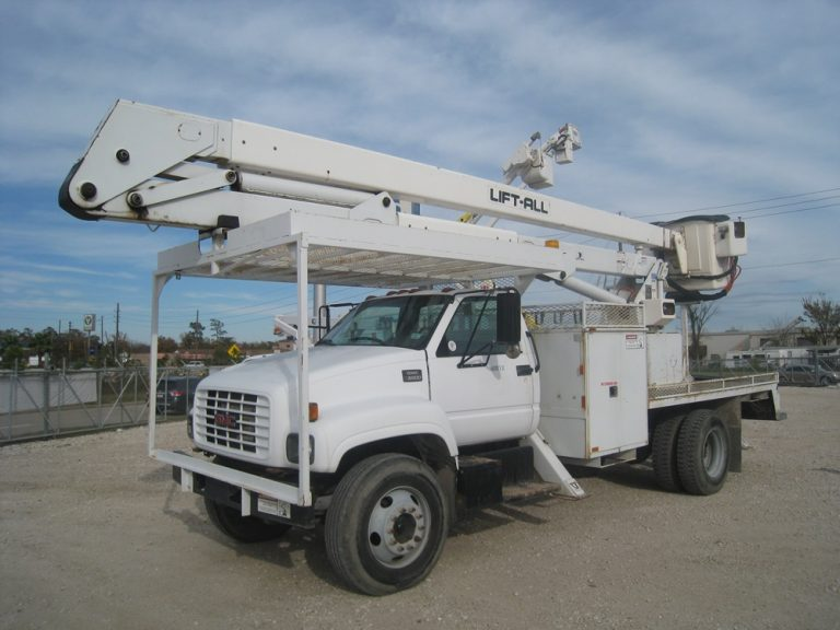 Lift All Bucket Truck