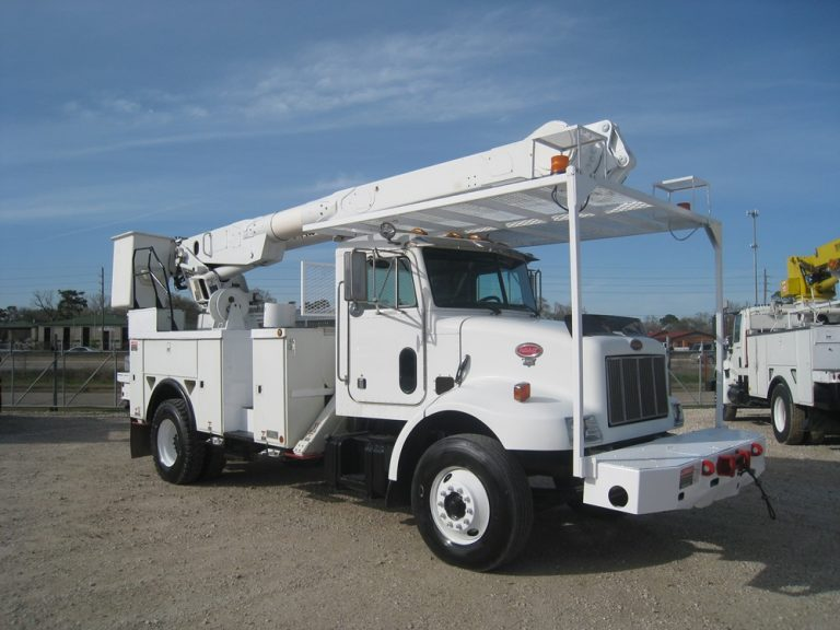 Bucket Trucks Houston
