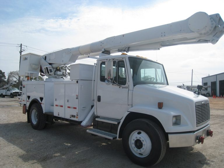 Altec trucks, Buckets!