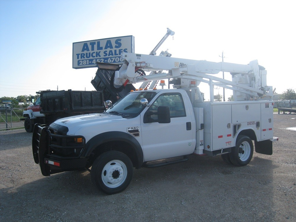 Used Altec Bucket Truck.
