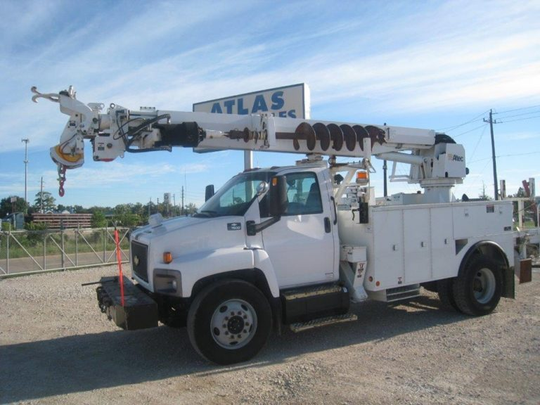 Chevrolet Altec Digger Trucks