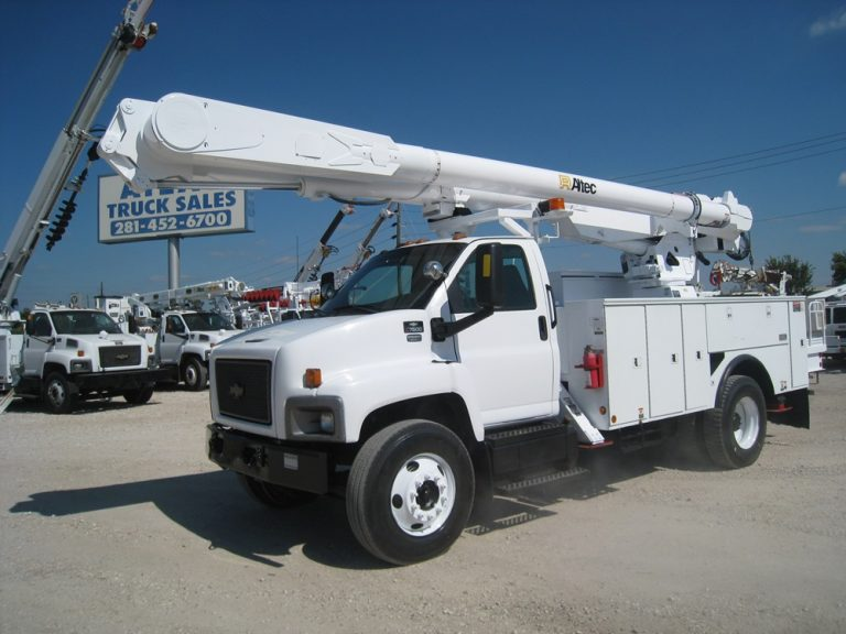 Chevy Bucket Truck.
