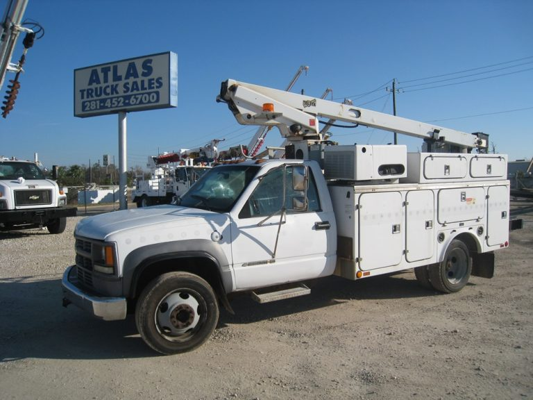 Telsta Bucket Truck