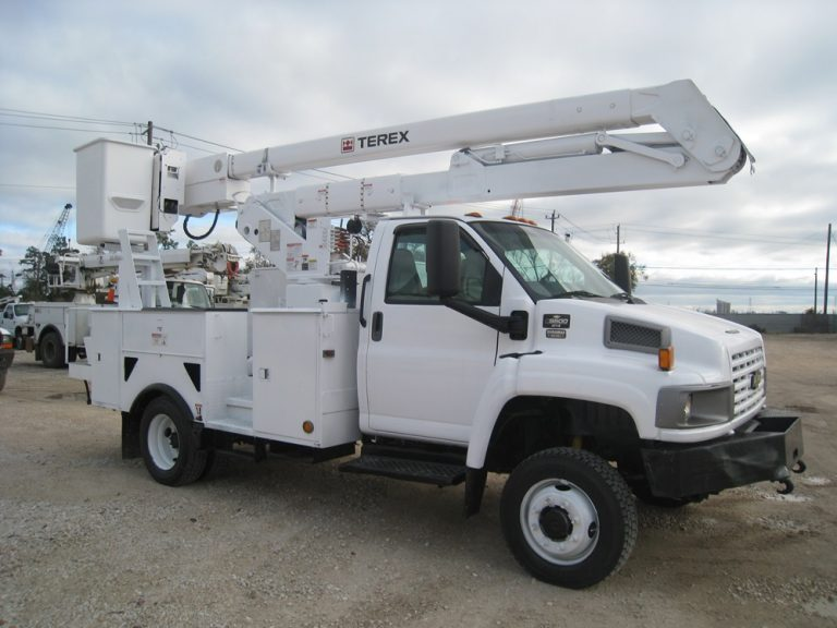 Terex Bucket Trucks