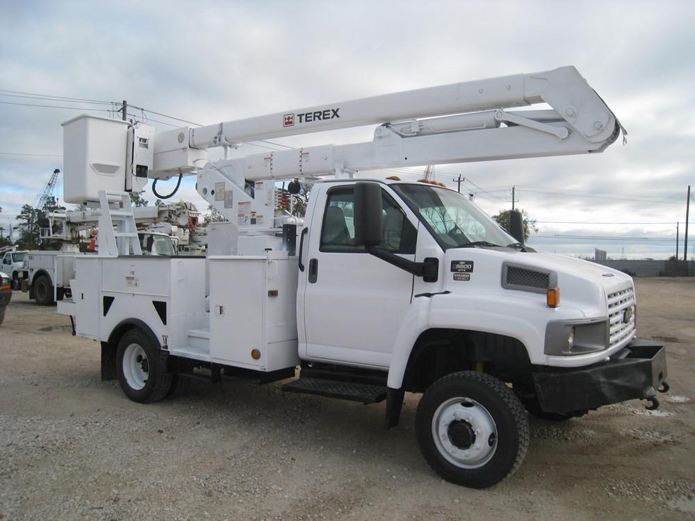 Terex Bucket Trucks