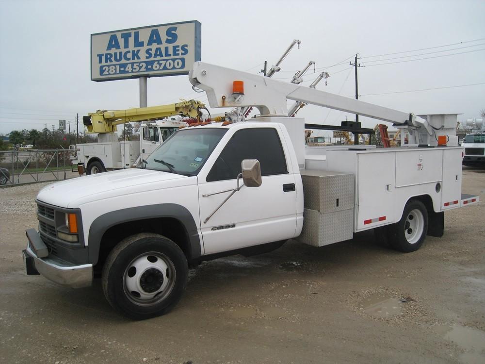 Armlift Bucket Truck.