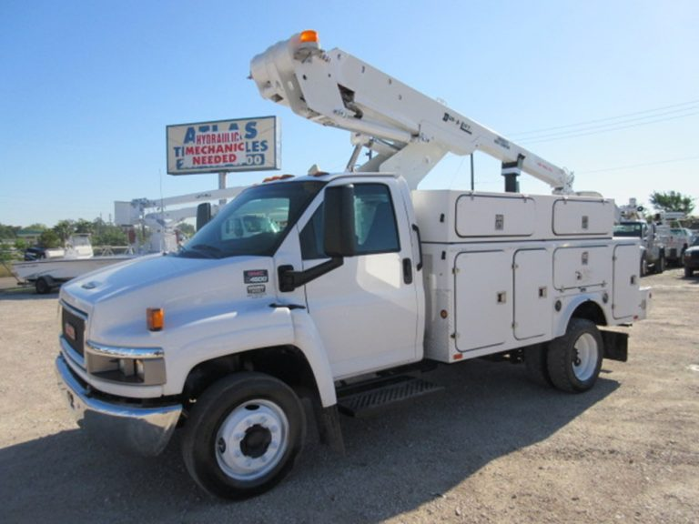 Dur-A-Lift Bucket Truck.