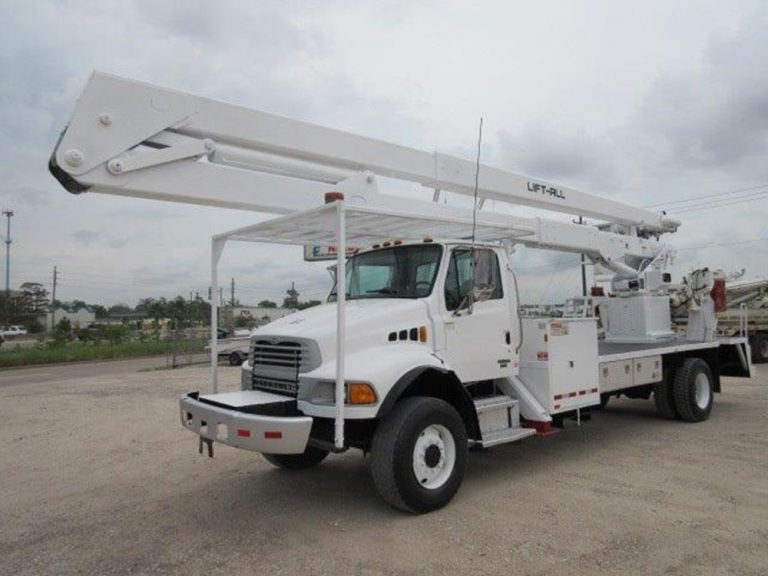 LIFT-ALL BUCKET TRUCK!