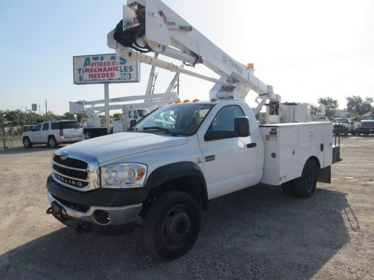Sterling Bucket Trucks