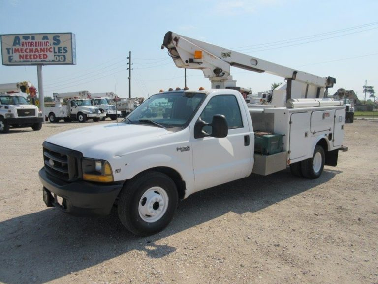 Telsta Bucket Trucks