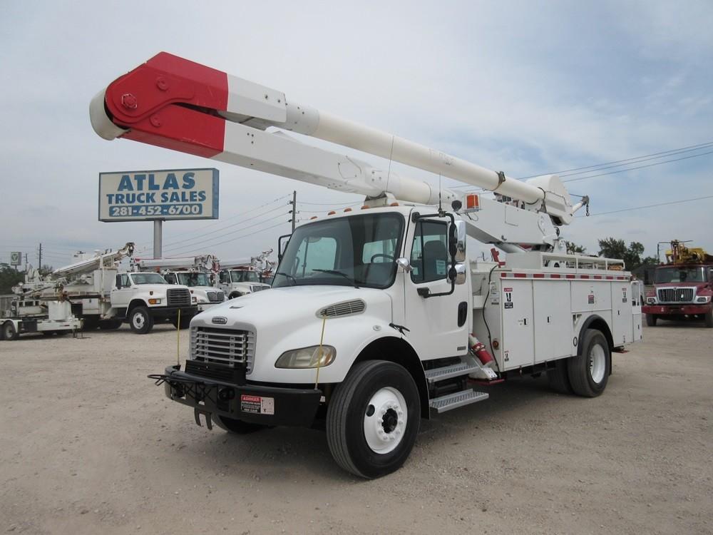 Atlas Truck Sales >> Bucket Truck 1677 Atlas Truck Sales Inc