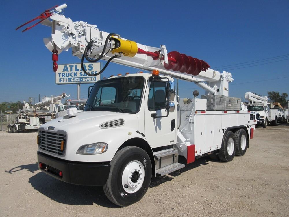 Trucks Diggers Altecs Freightliners