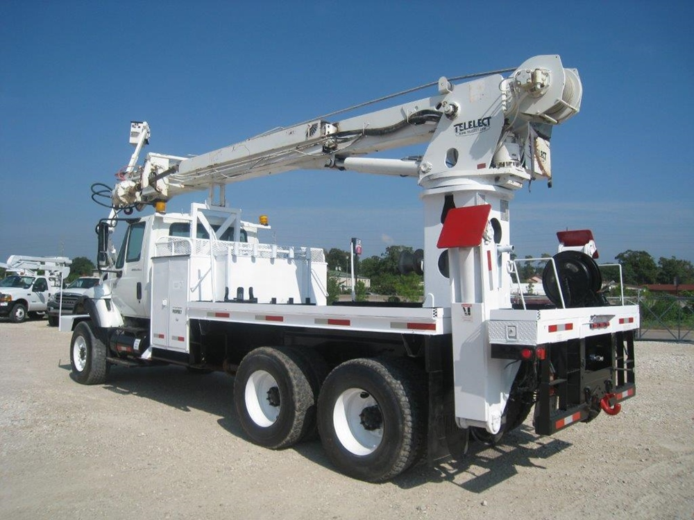 Digger Trucks | Digger 8558 | Atlas Truck Sales, Inc ...