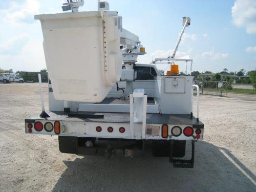 Diesel Bucket Truck.