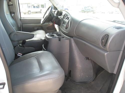 Ford Altec Bucket Van.