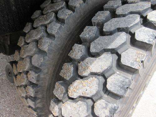 Digger Truck Tires.