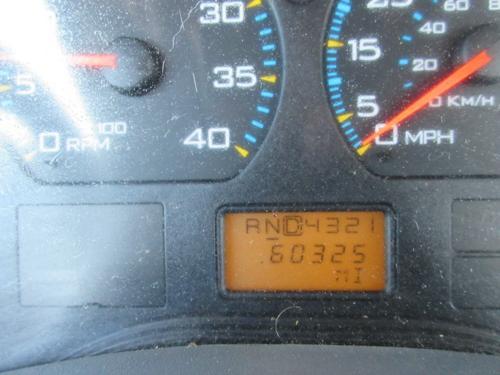 Bucket Truck Miles.