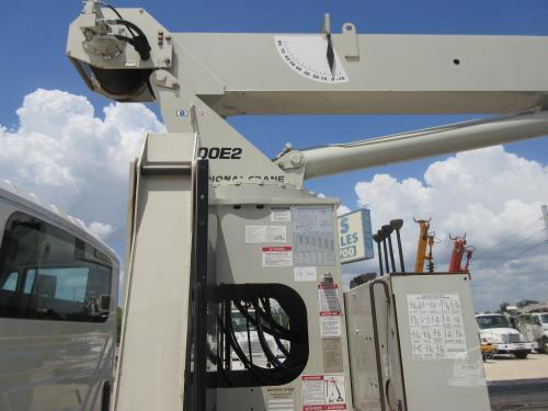 Crane Truck Crane