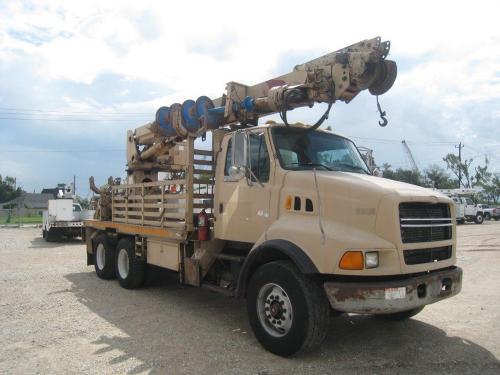 Terex Commander 6000 Digger Truck