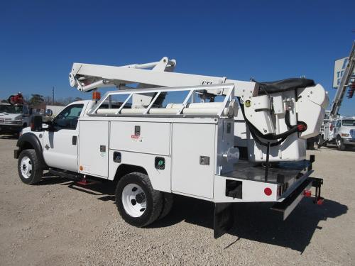 42 foot bucket truck