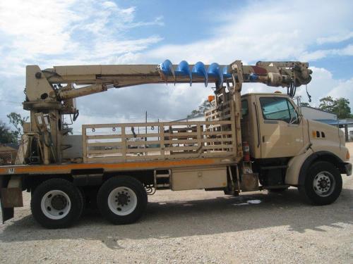 Digger Truck Auger Bit