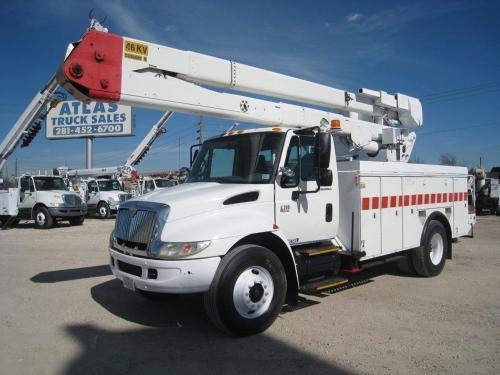 MTI Bucket Trucks