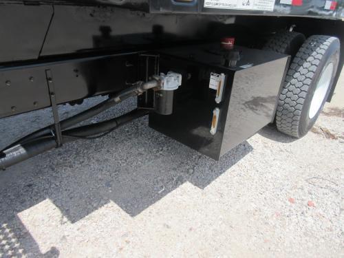 Crane Truck Hydraulics