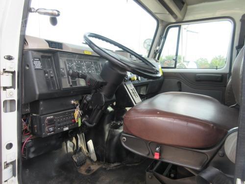 Dual Truck Cockpit