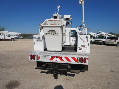 Bucket Truck Duramax Diesel.