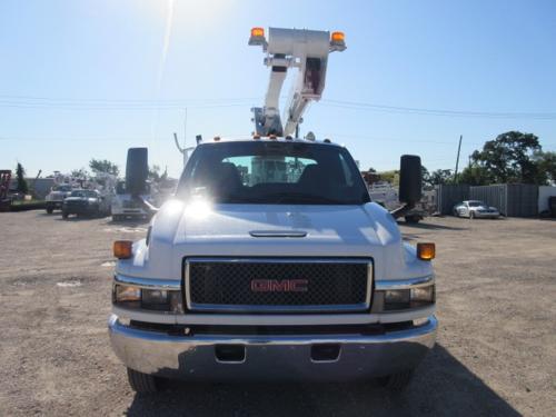 GMC C4500 Bucket Truck.