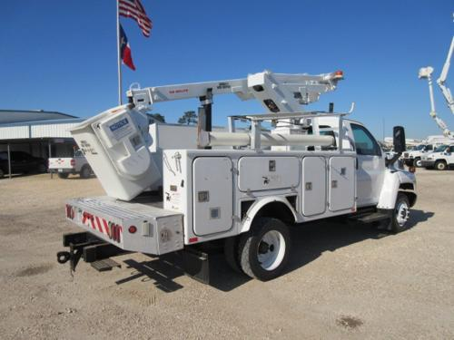 Automatic Bucket Truck