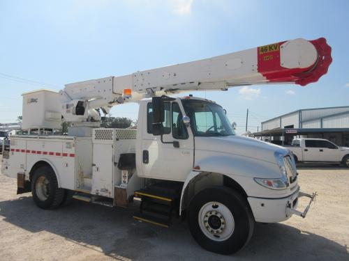 Altex Bucket Truck