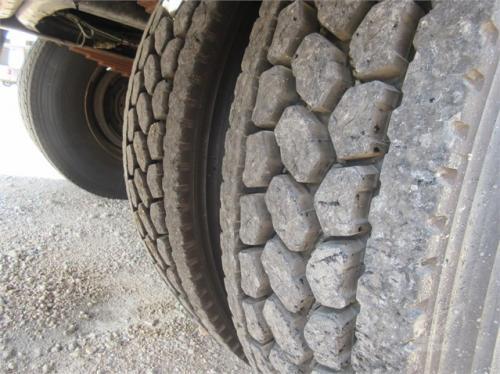 Dual Bucket Tires