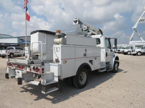 Altec bucket trucks.