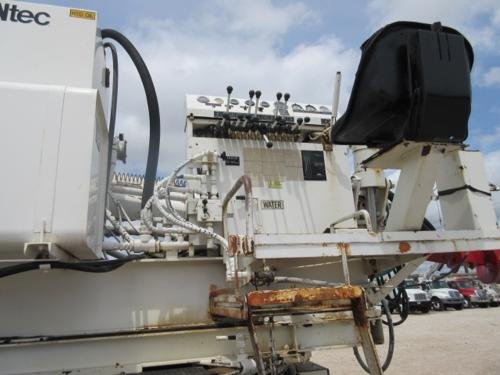 Pressure Digger Truck