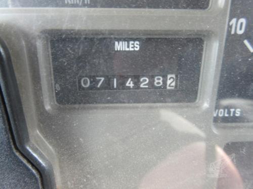 Digger Truck miles