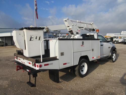 ETI Bucket Truck