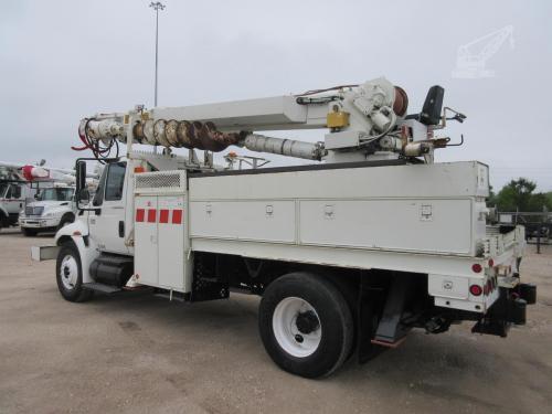 45 Foot Auger Truck